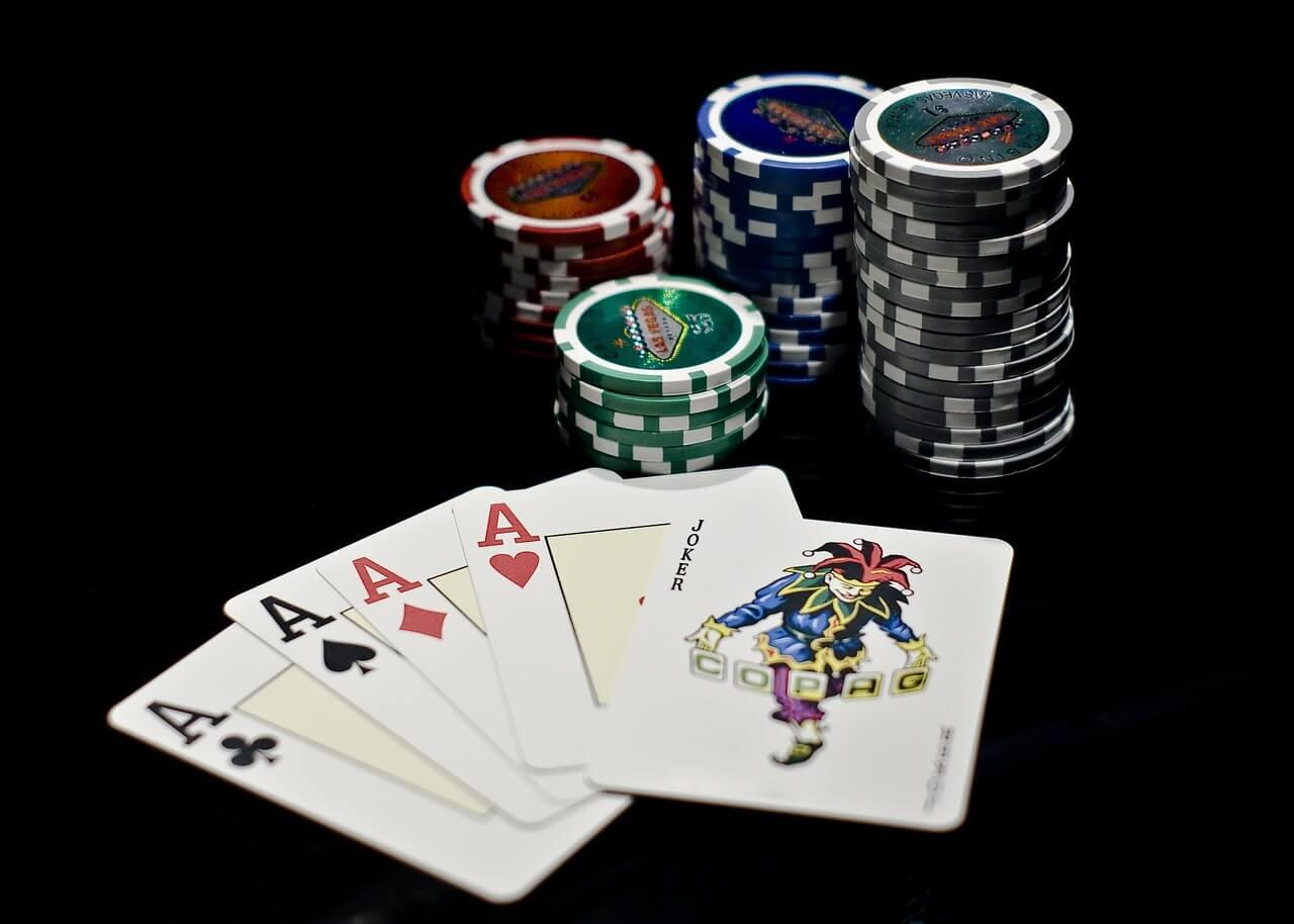 Blackjack live casinoissa