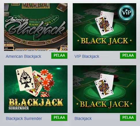 Casino1 ja Blackjack