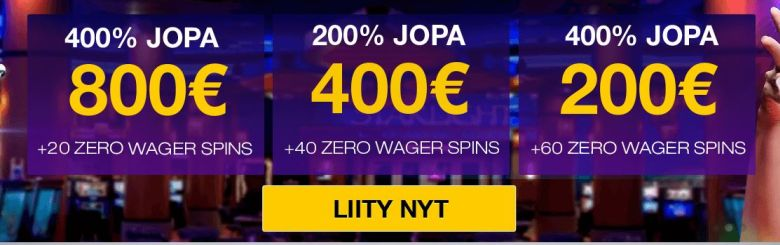Casino1 ja Blackjack
